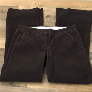 JCrew corduroy pants